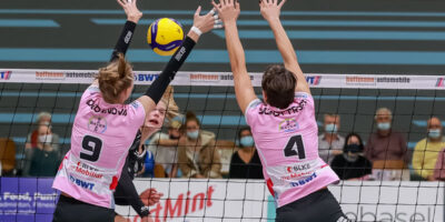 Volleyball NLA Damen: Sm'Aesch Pfeffingen - Volley Toggenburg