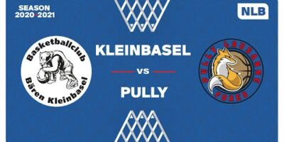 NLB - Day 2: KLEINBASEL vs. PULLY LAUSANNE