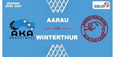 SB League Women - Day 2: AARAU vs. WINTERTHUR