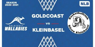 NLB - Day 3: GOLDCOAST vs. KLEINBASEL