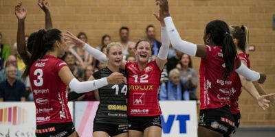 Qualifikation M19: Volleyball Franches-Montagnes - VBC Porrentruy