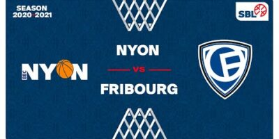 SB League - Day 3: NYON vs. FRIBOURG
