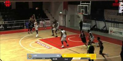 Lugano Tigers vs. Union Neuchâtel Basket - Game Highlights