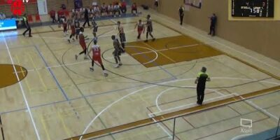 SBL 20/21 Highlights - Spinelli Massagno vs Lugano Tigers