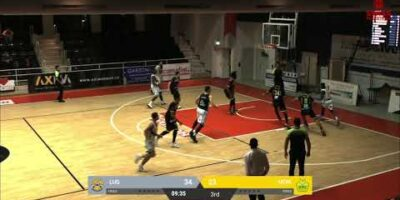 Lugano Tigers vs. BBC Monthey-Chablais - Game Highlights