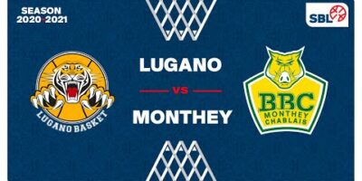 SB League - Day 4: LUGANO vs. MONTHEY