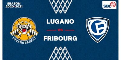 SB League - Day 8: LUGANO vs. FRIBOURG