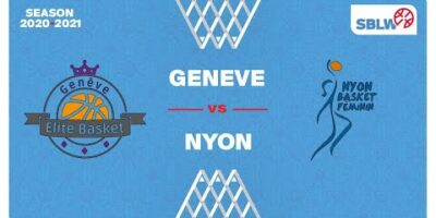 SB League Women - Day 7: GENEVE vs. NYON