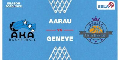SB League Women - Day 6: AARAU vs. GENEVE