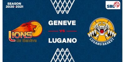 SB League - Day 2: GENEVE vs. LUGANO