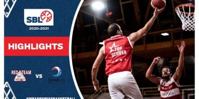 SBL 20/21 Highlights - BC Boncourt vs Spinelli Massagno