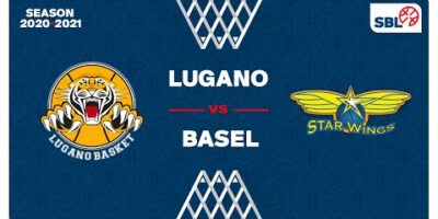 SB League - Day 1: LUGANO vs. STARWINGS