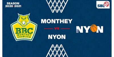 SB League - Day 1: MONTHEY vs. NYON