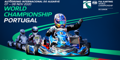 FIA Karting World Championship Junior & OK #3 (1. Tag), Portimão (POR)