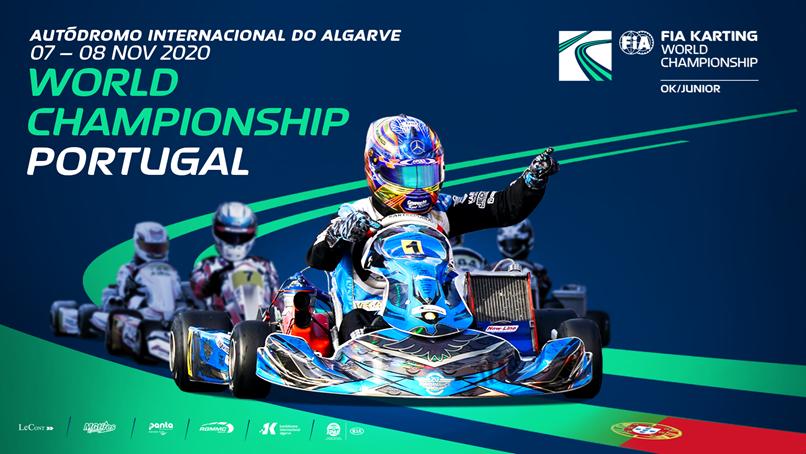 FIA Karting World Championship Junior & OK #3 (2. Tag), Portimão (POR)
