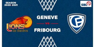 SB League - Day 6: GENEVE vs. FRIBOURG