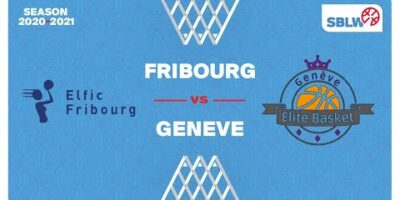 SB League Women - Day 4: FRIBOURG vs. GENEVE