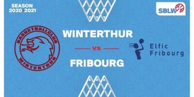 SB League Women - Day 5: WINTERTHUR vs. FRIBOURG