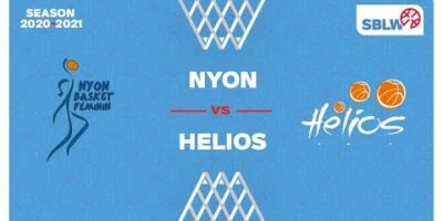SB League Women - Day 6: NYON vs. HELIOS