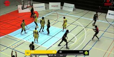 Starwings Basket vs. BBC Monthey-Chablais - Game Highlights