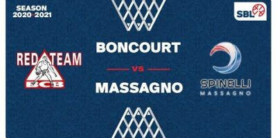 SB League - Day 6: BONCOURT vs. MASSAGNO