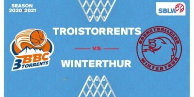 SB League Women - Day 14: TROISTORRENTS vs. WINTERTHUR