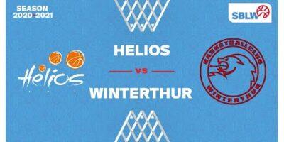 SB League Women - Day 11: HELIOS vs. WINTERTHUR