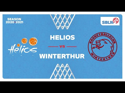 SB League Women – Day 11: HELIOS vs. WINTERTHUR