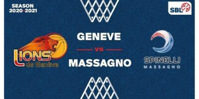 SB League - Day 14: GENEVE vs. MASSAGNO