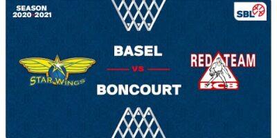 SB League - Day 12: STARWINGS vs. BONCOURT
