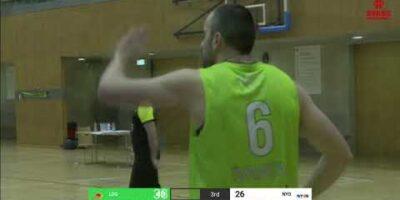 Lions de Genève vs. BBC Nyon - Game Highlights