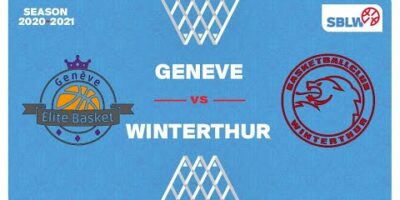 SB League Women - Day 3: GENEVE vs. WINTERTHUR