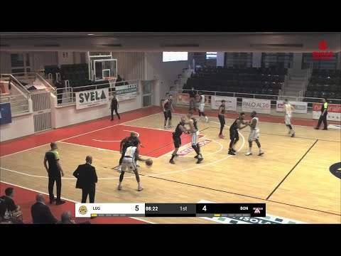 Lugano Tigers vs. BC Boncourt – Game Highlights