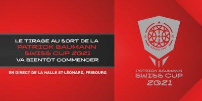 Tirage au sort Patrick Baumann Swiss Cup 2021 - Men and Women