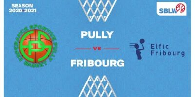 SB League Women - Day 14: PULLY vs. FRIBOURG
