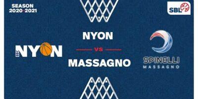 SB League - Day 15: NYON vs. MASSAGNO
