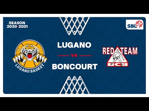 SB League – Day 15: LUGANO vs. BONCOURT
