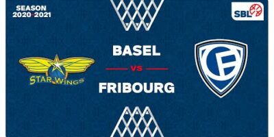 SB League - Day 14: STARWINGS vs. FRIBOURG