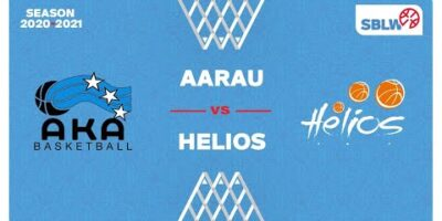 SB League Women - Day 14: AARAU vs. HELIOS