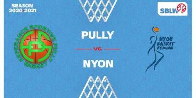 SB League Women - Day 10: PULLY vs. NYON
