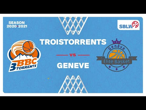SB League Women – Day 9: TROISTORRENTS vs. GENEVE