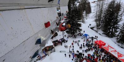 UIAA Ice Climbing European Championships - Finals, Champagny-en-Vanoise (F)