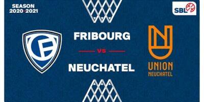 SB League - Day 11: FRIBOURG vs. NEUCHATEL