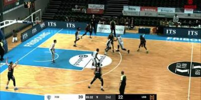 Fribourg Olympic vs. Union Neuchâtel Basket - Game Highlights