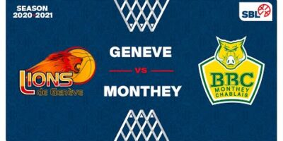 SB League - Day 12: GENEVE vs. MONTHEY