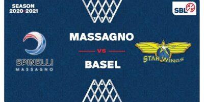 SB League - Day 16: MASSAGNO vs. STARWINGS
