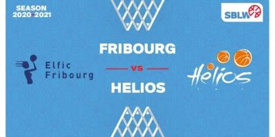 SB League Women - Day 16: FRIBOURG vs. HELIOS
