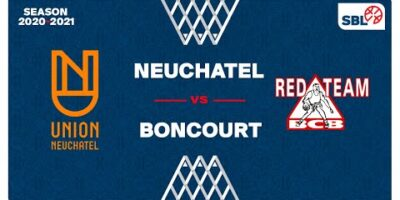 SB League - Day 18: NEUCHATEL vs. BONCOURT