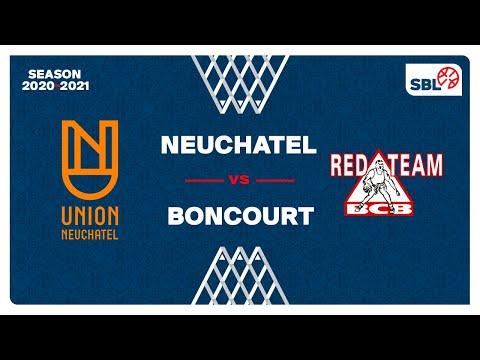 SB League – Day 18: NEUCHATEL vs. BONCOURT