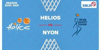 SB League Women - Day 15: HELIOS vs. NYON